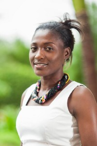 ghana bamboo bikes - Bernice Dapaah