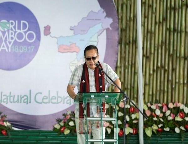 CM Nagaland Zeiling