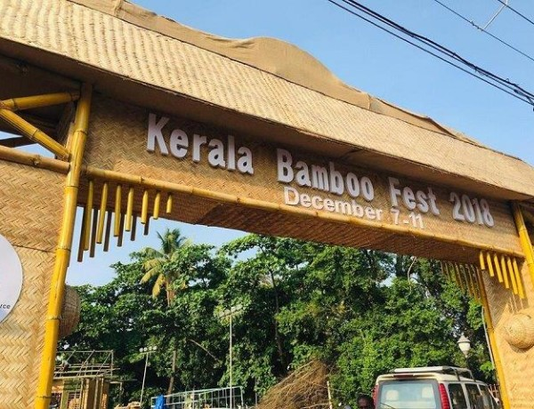 Kerala Bamboo Fest