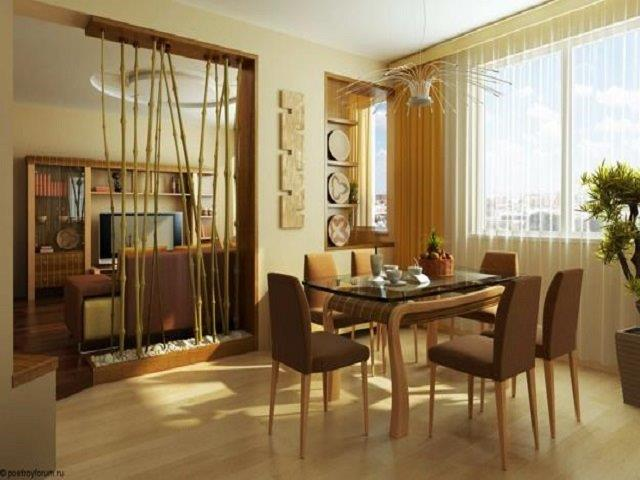 Bamboo Home Decorating Ideas Eco Style 5